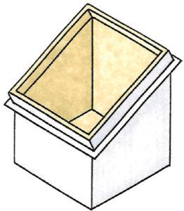 ダクト接続ボックス