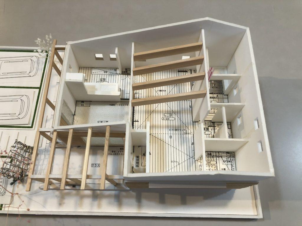 新建ホームズ モデルハウス