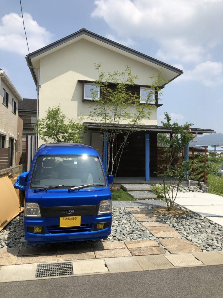 田部モデルハウス