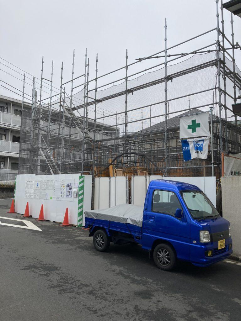 神山町併用住宅