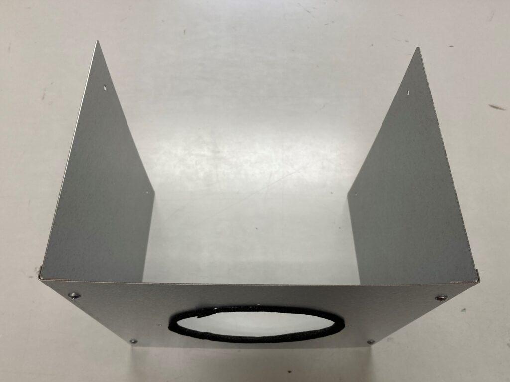 NEW電動ダンパー固定板